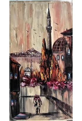 Mb Art Sanat Galeria Orijinal Yağlı Boya Tablo13