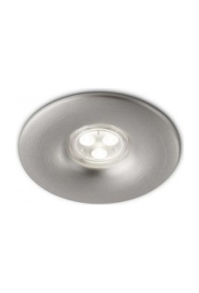 Philips Ledino Recessed Led Aluminium 1X7.5W Sel