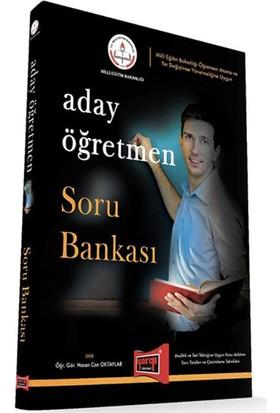 Yargı Yayınları 2017 Aday Öğretmen Soru Bankası