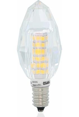 Osaka Light 5,5Watt Led Crystal Ampül Günışığı