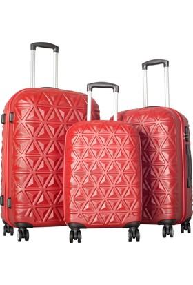 Ççs Polycarbonate Set Ççs5145-Set Kırmızı
