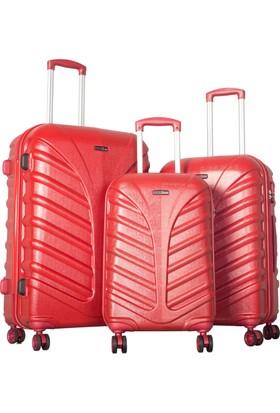 Ççs Polycarbonate Set Ççs5146-Set Kırmızı