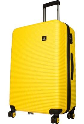 National Geographic Büyük Boy Polycarbonate Ng078Ha-L Sarı