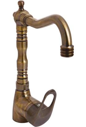 Acar Su Armatürleri Elita Antik Te Evye Bataryası