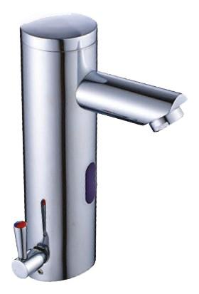 Acar Su Armatürleri Smart Çift Su Fotoselli Lavabo Bataryası (Pilli)