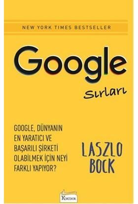 Google Sırları / Laszlo Bock - Laszlo Bock