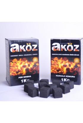 50bir Aköz Nargile Kömürü Hindistan Cevizi 1 kg