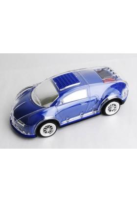 50bir B. Veyron Tasarımlı Hoparlör, Mp 3 Çalar, Radyo