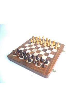 50bir Lüks Satranç Takımı Mıknatıslı Figür