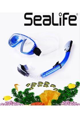 50bir Sealife Adz6598 Gözlük - Maske Şnorkel Seti