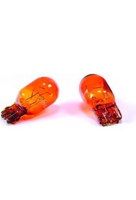 Photon T20 21/5W Çift Duy Natural Amber Turuncu Işık Ph5523 Na
