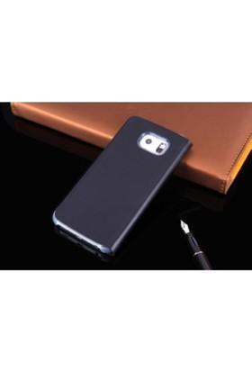 Flip Cover Samsung Galaxy C7 Kapaklı Kılıf