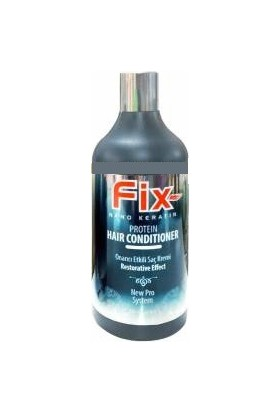 Fix Nano Şampuan 500 Ml. Tuzsuz
