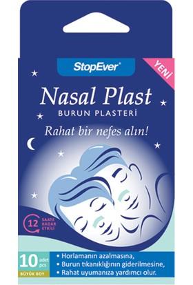 Stopever Nasal Plast Burun Plasteri Büyük Boy