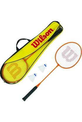 Wilson Badminton Raket Seti 2 PCS ( WRT8755003 )