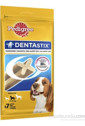 Dentastick Medium Köpek Ödülü 180 gr 10'lu