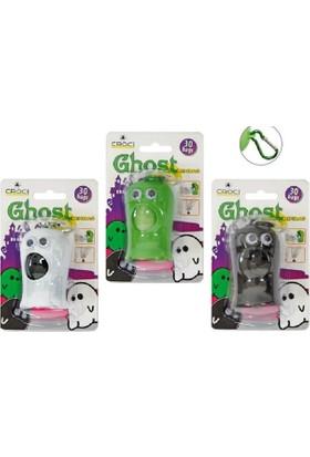Croci Köpek Dışkı Torbası Minibag Ghost (Blister Paket)