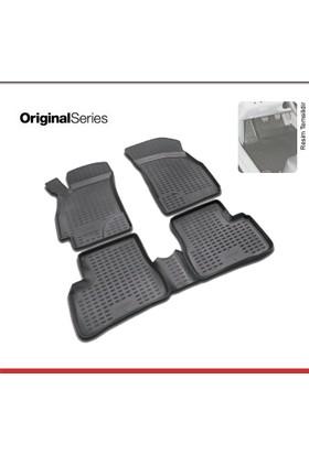 Blackstone Volkswagen Caddy 3D Paspas 2010 ve üzeri