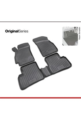 Blackstone Volkswagen Tiguan 3D Paspas 2016 ve üzeri