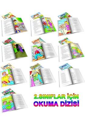 2.Sınıf Okuma Dizisi 10 Kitap