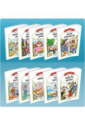 3. Sınıf Okuma Dizisi Seti 10 Kitap - Hasan Yiğit