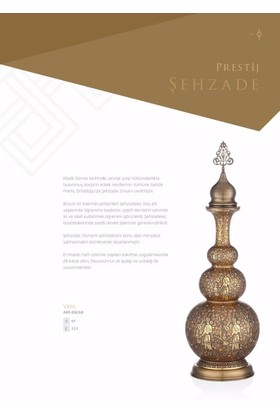 Decorium Ars 692 Şehzade Vazo