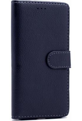 Kny Sony Xperia XA Kılıf Cüzdnalı Kapaklı+Cam