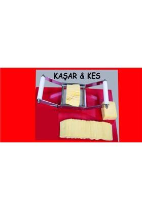 Fescioğlu Kaşar Kes Kaşar Dilimleme Makinesi (Yedeksiz)