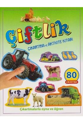 Çiftlik (Çıkartma Ve Aktivite Kitabı)