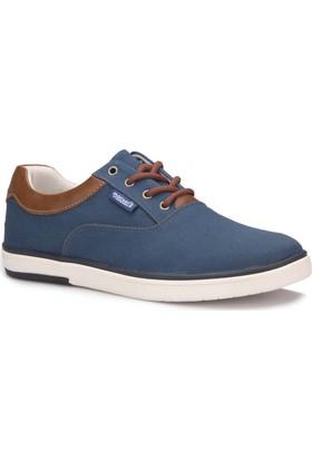 Dockers 218450 Mavi Erkek Ayakkabı