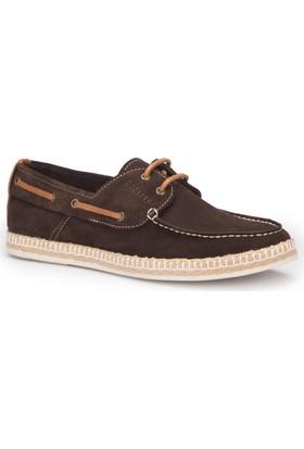 Dockers 222142 Kahverengi Erkek Deri Ayakkabı