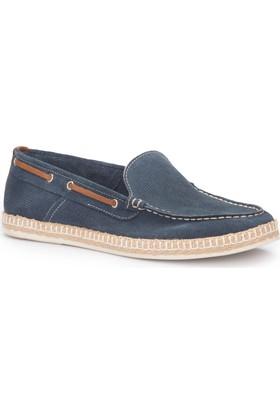 Dockers 222143 Mavi Erkek Deri Ayakkabı