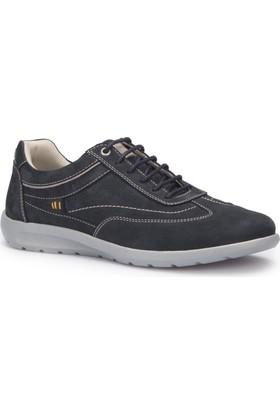 Dockers 222182 Koyu Lacivert Erkek Deri Ayakkabı