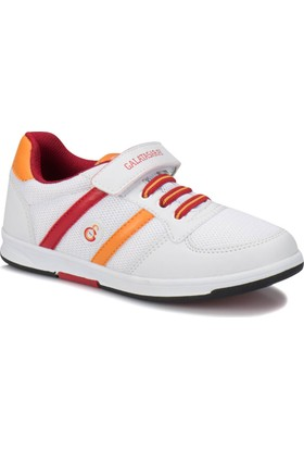 Gs Store Upton Beyaz Kırmızı Sarı Erkek Çocuk Sneaker
