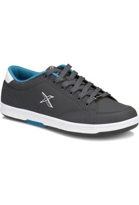 Kinetix Herbert Plus Antrasit Mavi Erkek Sneaker