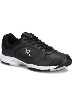 Kinetix Karon Siyah Beyaz Erkek Tenis Ayakkabısı