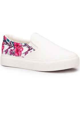 Lumberjack Apple Beyaz Kadın Ayakkabı