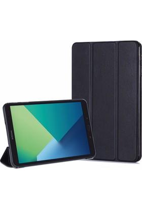 Microsonic Samsung Galaxy Tab A 10.1'' P580 Smart Case ve arka Kılıf