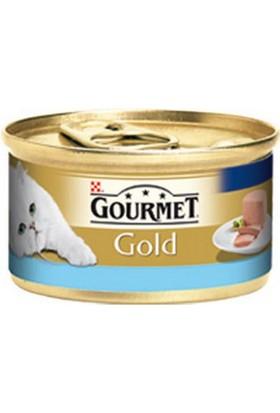 Gourmet Purina Gold Kıyılmı Ton Balıklı 85 G Yaş Mama