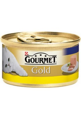 Gourmet Purina Gold Kıyılmı Tavuk Etli 85 G Yaş Mama