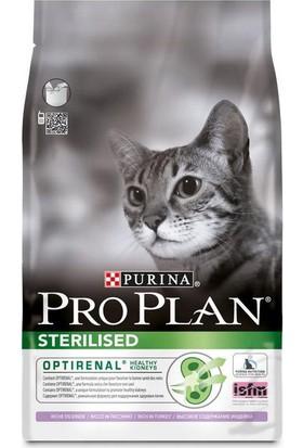 Pro Plan Kısırlaştırılmış Kediler İçin Hindi Ve Tavuklu Kedi Maması 3 Kg