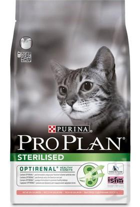 Pro Plan Kısırlaştırılmış Kediler İçin Somon Ve Ton Balıklı Kedi Maması 3 Kg