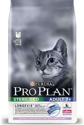 Pro Plan Kısırlaştırlmış İleri Yaştaki Kediler İçin Kedi Maması 3 Kg