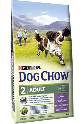Dog Chow Purina Yetişkin Köpekler İçin Kuzu Etli Köpek Maması 2,5 Kg