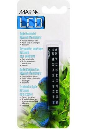 Marina Akvaryum İçin Horizontal Digital Termometre