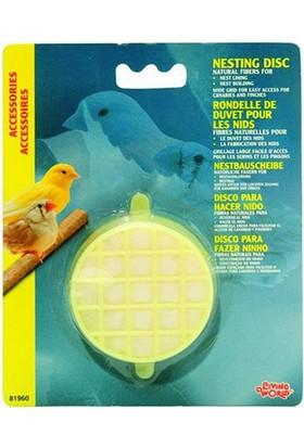 Living World Kuşlar İçin Yuva Diski