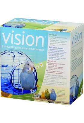 Vision Yuvarlak Kuş Banyosu