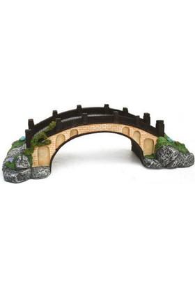 Chicos Akvaryum İçin Dekoratif Köprü 41,5X14X12,5 Cm