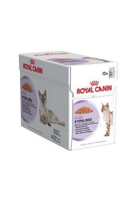 Royal Canin Sterilised Gravy 85 Gr 12 Li Paket