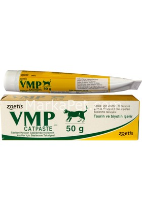 Vmp Cat Paste Vitamin, Mineral Ve Protein Macun 50 Gr